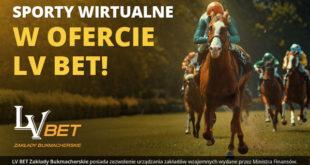 Wirtualne mecze w Zakładach Bukmacherskich LvBET