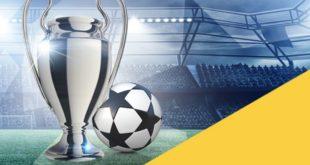 Bonusy na obstawianie Ligi Mistrzów