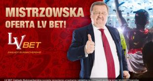 Obstawianie MŚ 2018. Konkurs w LV BET!