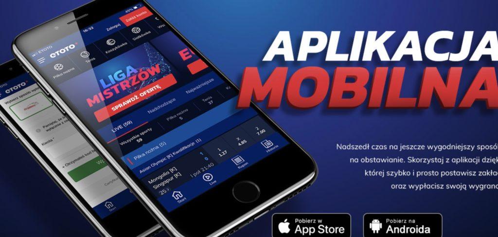 Etoto aplikacja na telefon