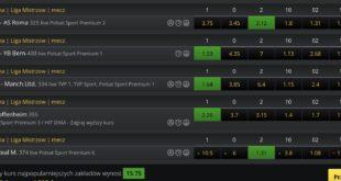 Jak obstawiać mecze w Fortunie i nie przegrywać?