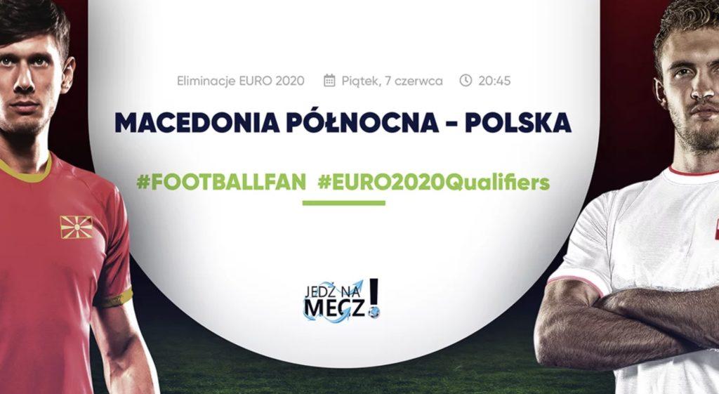 Konkurs Forbet. Poleć na mecz Polski w el. Euro 2020!