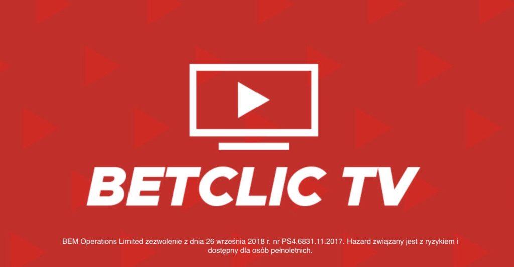 BetClic meczyki za darmo. Transmisje dla każdego klienta!