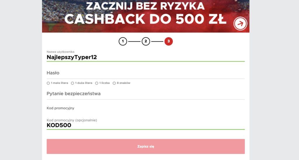 BetClic aktualny kod promocyjny. Co wpisać przy rejestracji?