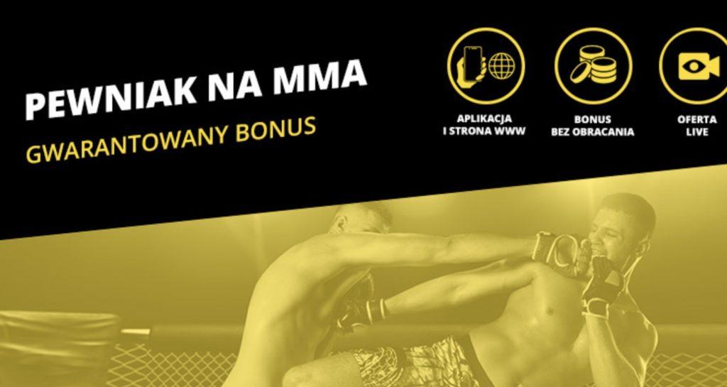 Obstawianie KSW 50 z bonusem od Fortuny. 20 PLN dla każdego!