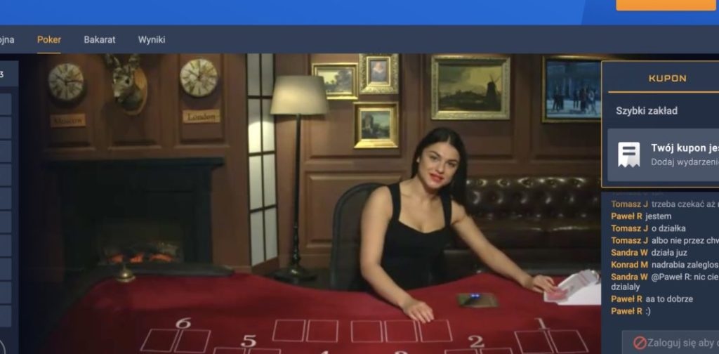Jak obstawiać poker w internecie? STS Betgames online