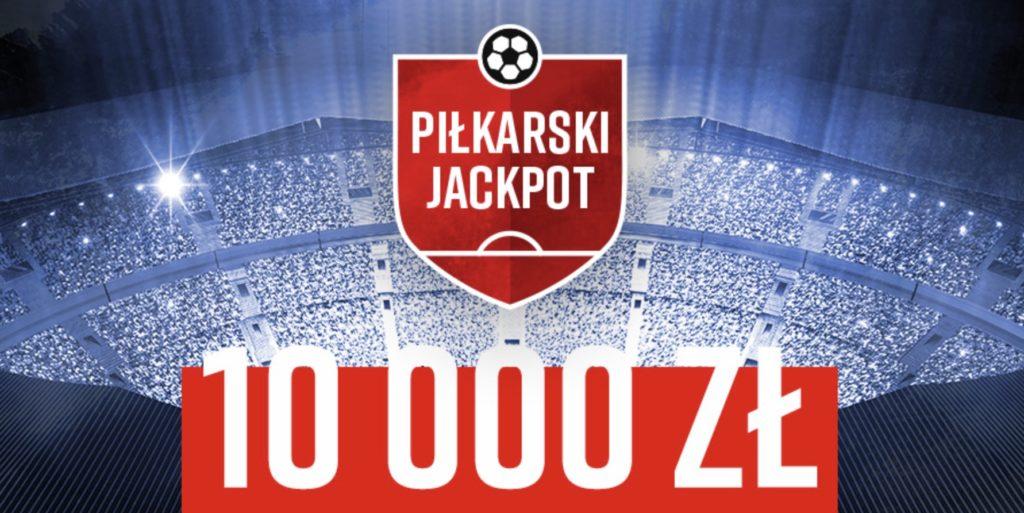 Piłkarski Jackpot to szansa na 10.000 PLN za obstawianie Ekstraklasy!