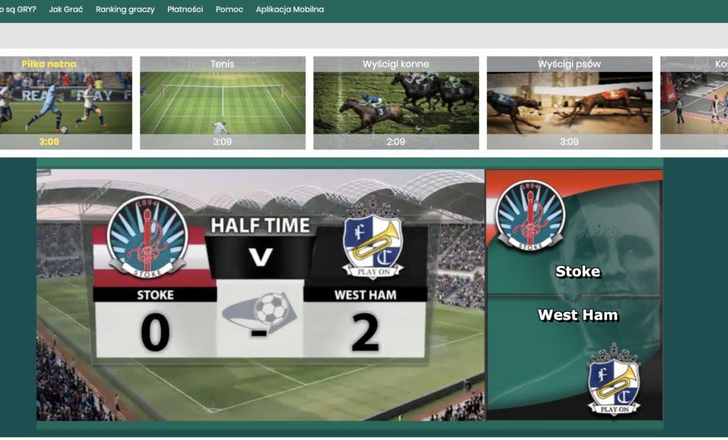 Jak obstawiać mecze wirtualne w Betfan?